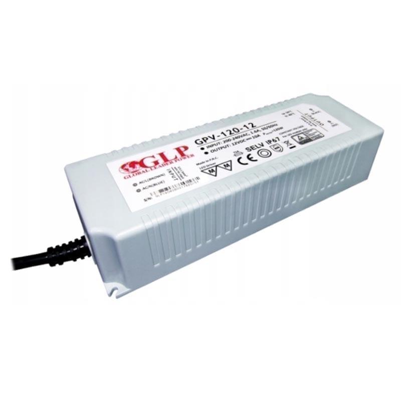 120W LED maitinimo šaltinis GPV