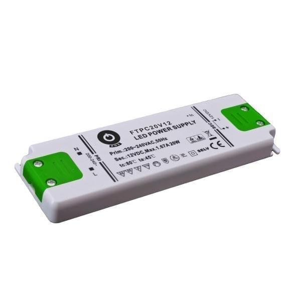 20W LED maitinimo šaltinis FTPC