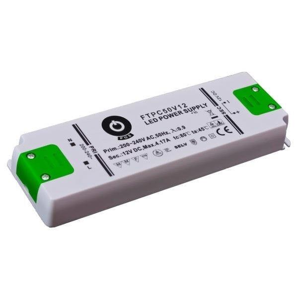 50W LED maitinimo šaltinis FTPC