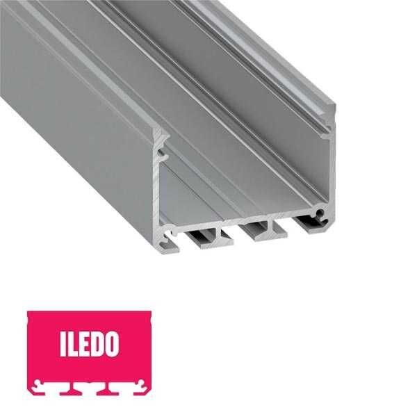 Paviršinis LED profilis ILEDO