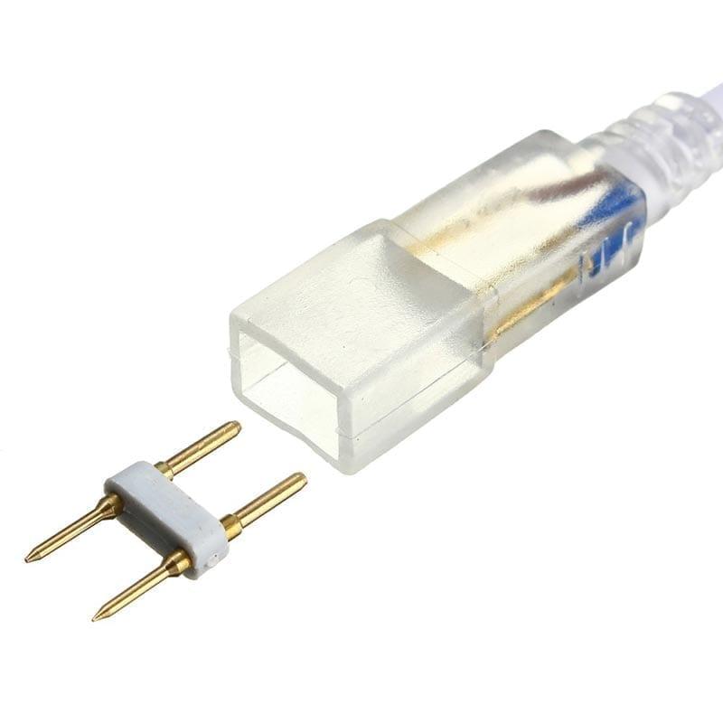 230V Neon Flex pajungimo elementas