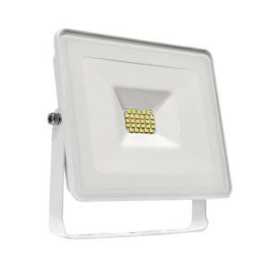 10W LED prožektorius LUX baltas