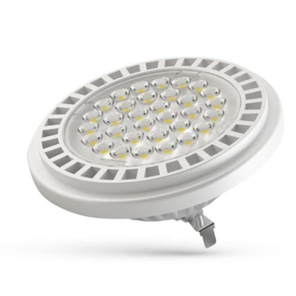11W 12V G53 LED lemputė AR111 24