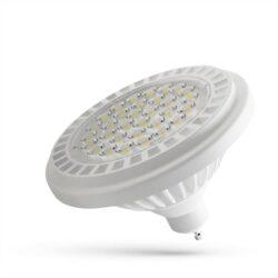 11W GU10 LED lemputė AR111 24