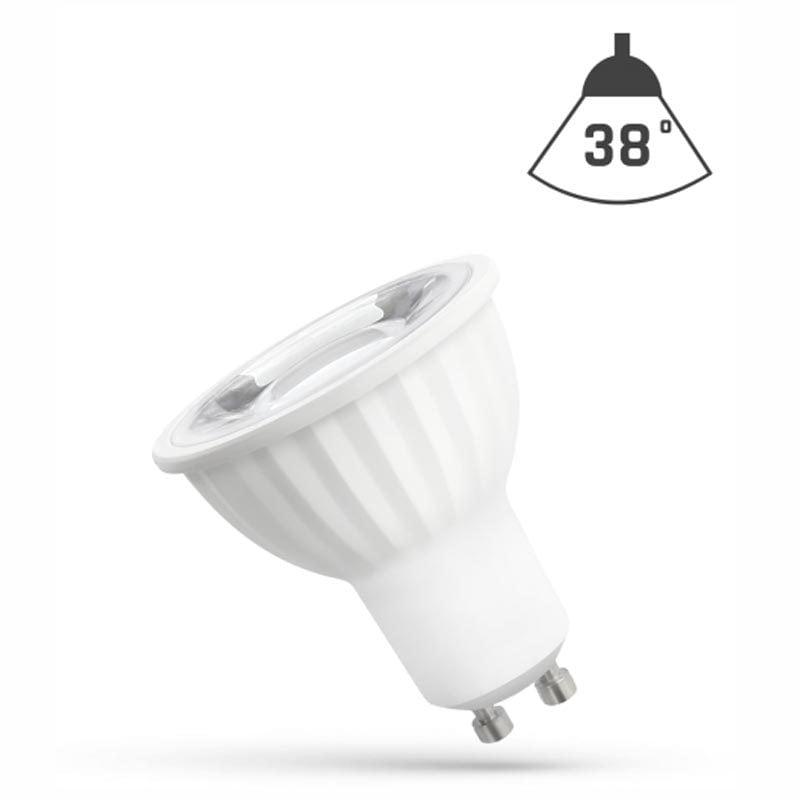 4W GU10 LED lemputė 38