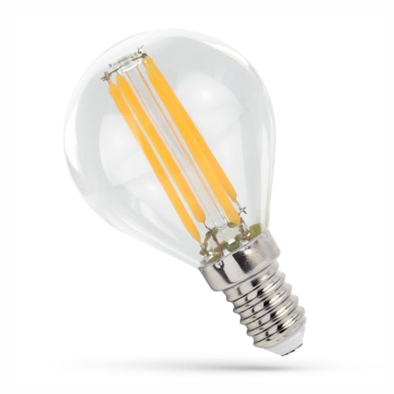 4W E14 LED lemputė COG BULB
