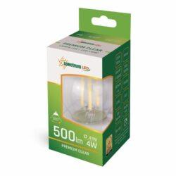 4W E27 LED lemputė COG BULB box