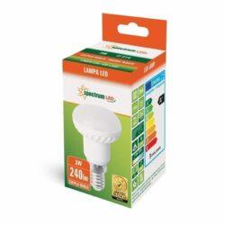 3W E14 LED lemputė Reflektorinė WW