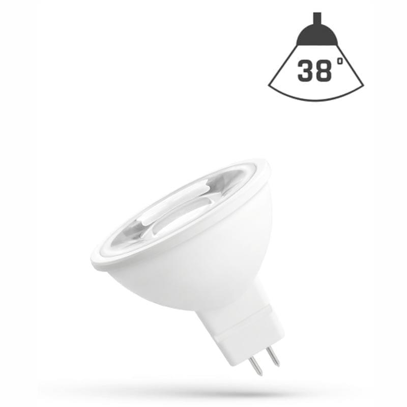 6W 12V MR16 LED lemputė 38
