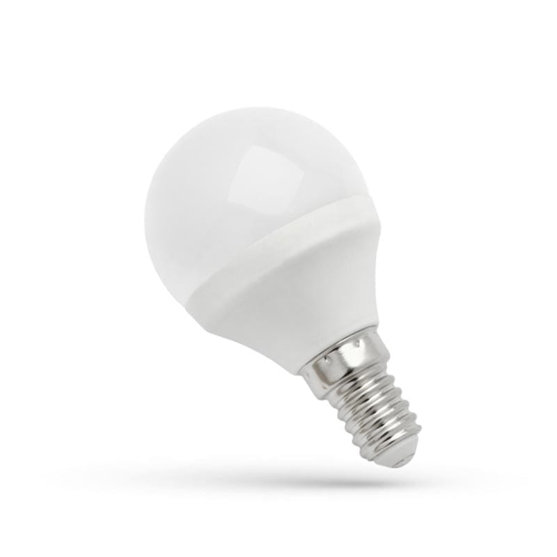 6W E14 LED lemputė BULB