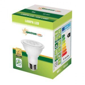 6W E27 12V LED lemputė PAR20 box