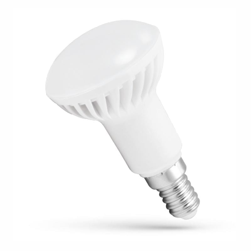 6W E14 LED lemputė Reflektorinė