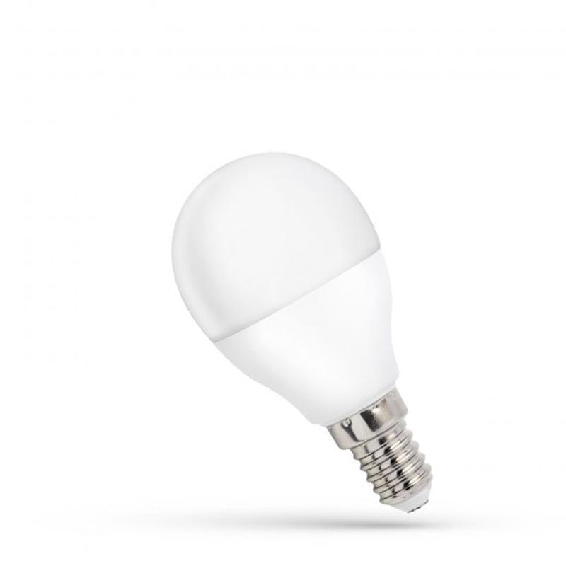 8W E14 LED lemputė BULB