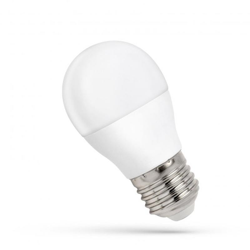 8W E27 LED lemputė BULB