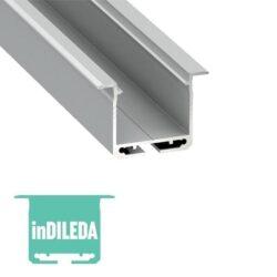 Įmontuojamas LED profilis inDILEDA