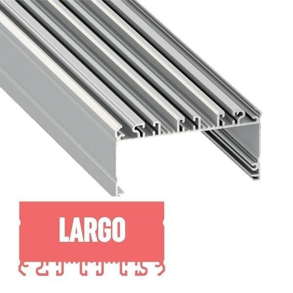 LED profilis LARGO