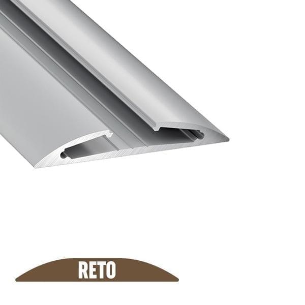 Paviršinis LED profilis RETO