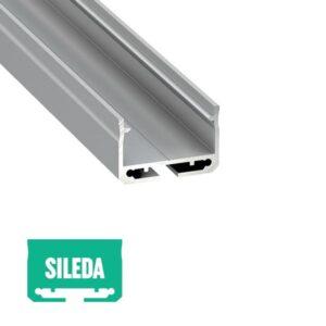 LED profilis SILEDA