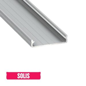 Paviršinis LED profilis SOLIS