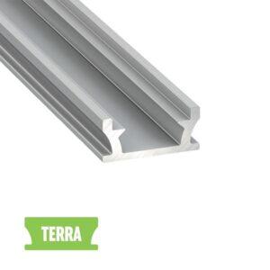 LED profilis grindims TERRA
