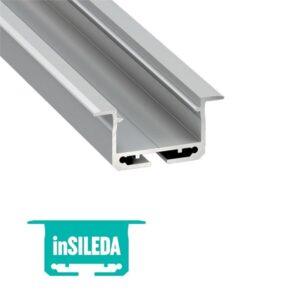 Įmontuojamas LED profilis inSILEDA