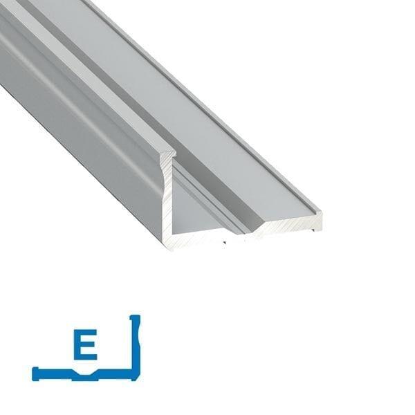 Paviršinis LED profilis E