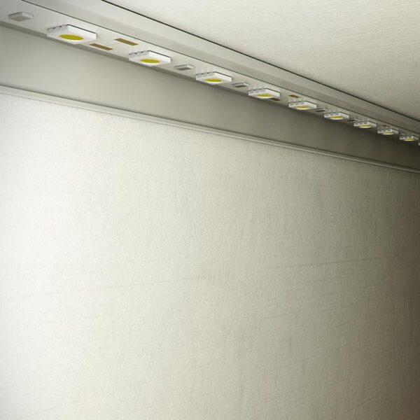 Paviršinis LED profilis F 2