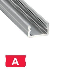 Paviršinis LED profilis A