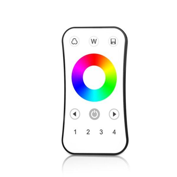 4 zonų RGB/RGBW Valdymo pultelis R8