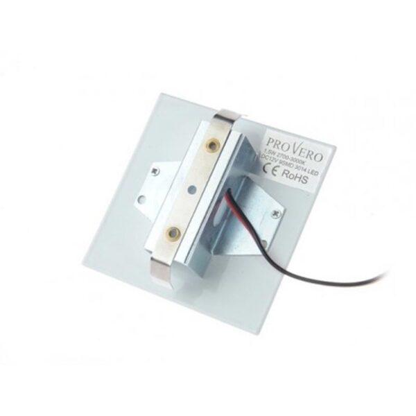 Laiptų pakopų LED šviestuvas Decorus2