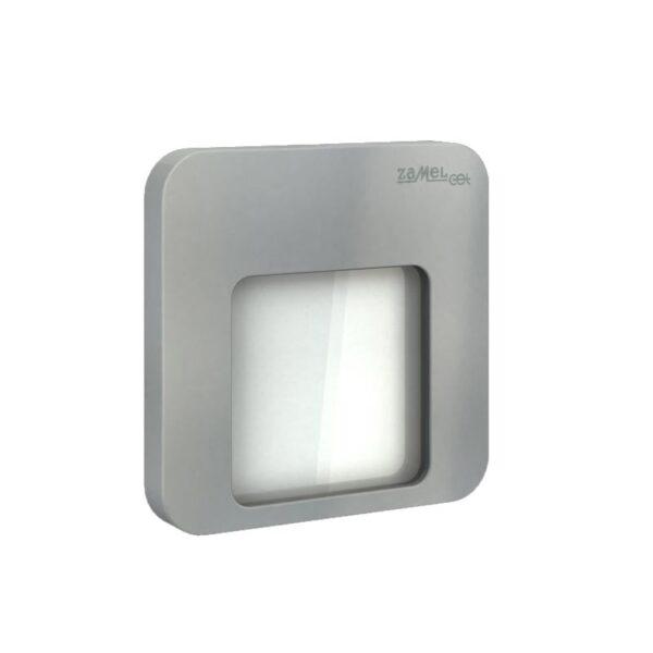 Laiptų pakopų LED šviestuvas MOZA 14V aliuminis