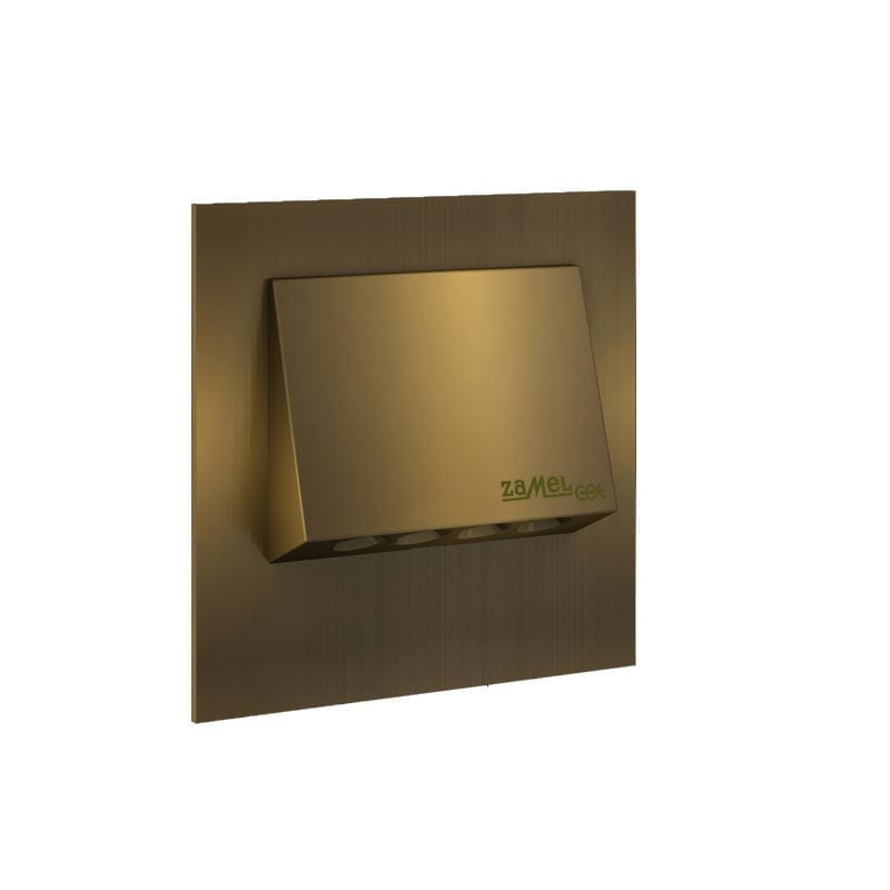 Laiptų pakopų LED šviestuvas NAVI 14V 2