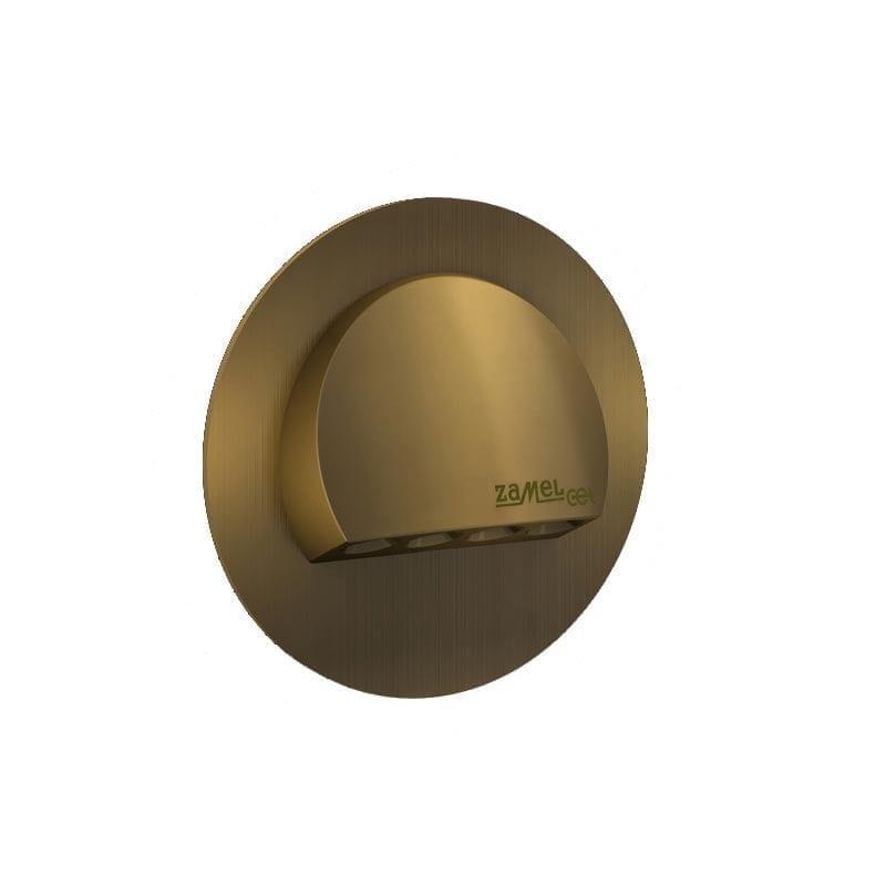 Laiptų pakopų LED šviestuvas RUBI 14V 4