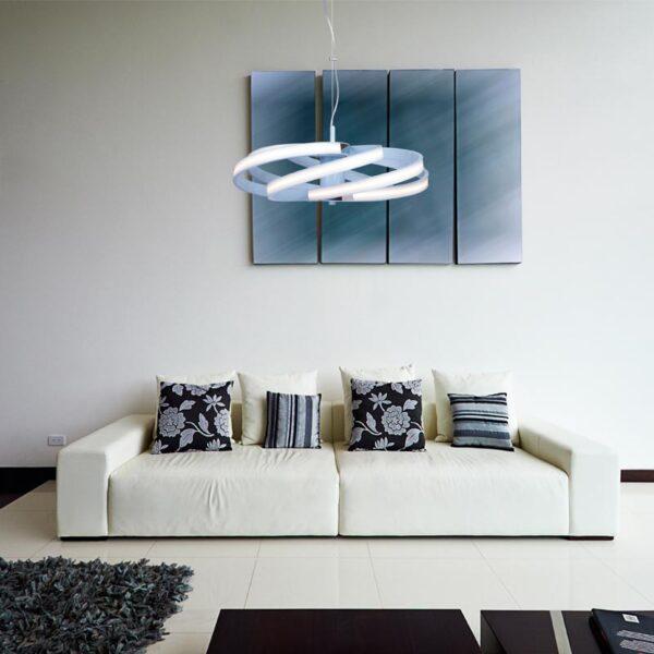 Pakabinamas LED šviestuvas ZOYA 3