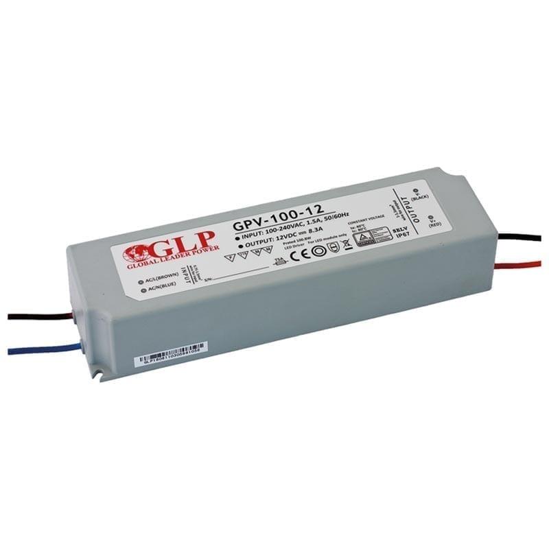 100W LED maitinimo šaltinis GPV
