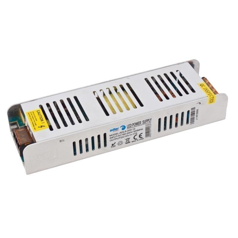 200W LED maitinimo šaltinis ADLS