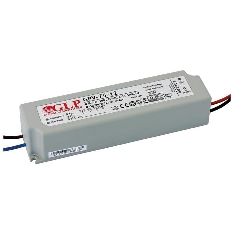 75W LED maitinimo šaltinis GPV