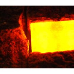Šviečianti LED trinkelė GRANIT 7x9x5cm