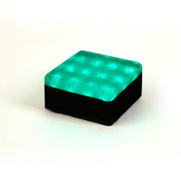 Šviečianti LED trinkelė NOSTALIT 12x12x6cm 4