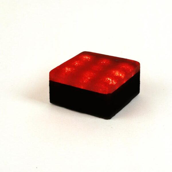 Šviečianti LED trinkelė NOSTALIT 12x12x6cm 5