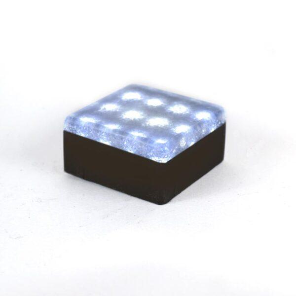 Šviečianti LED trinkelė NOSTALIT 12x12x6cm 6