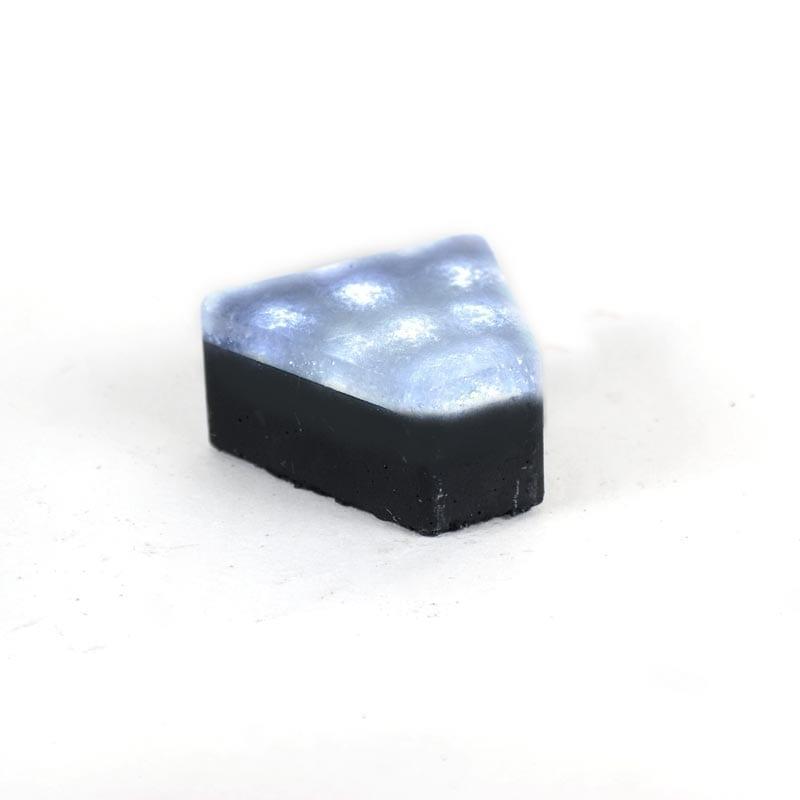 Šviečianti LED trinkelė STONE 12x5x11x6cm 2