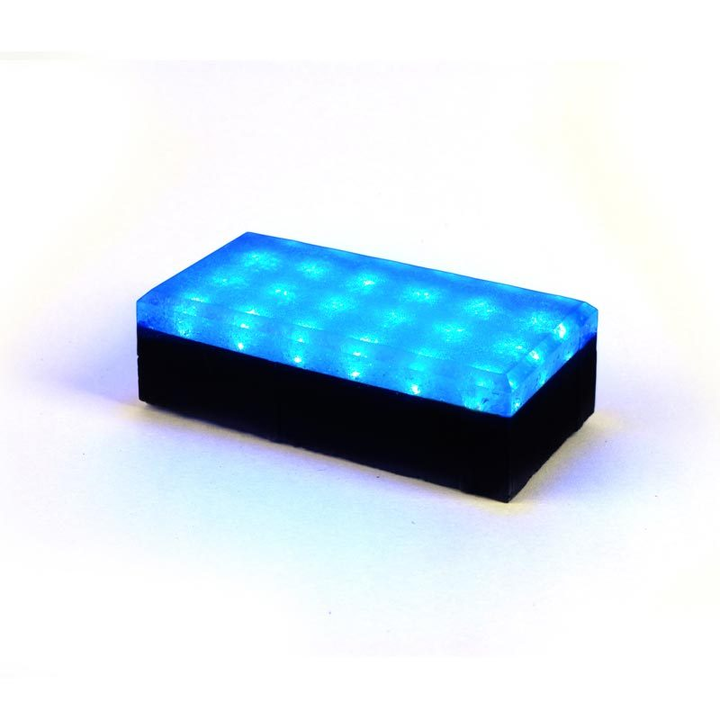 Šviečianti LED trinkelė NOSTALIT 20x10x6cm 2