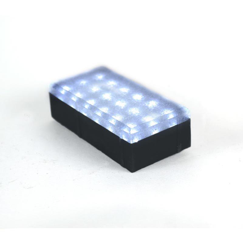 Šviečianti LED trinkelė NOSTALIT 20x10x6cm 4