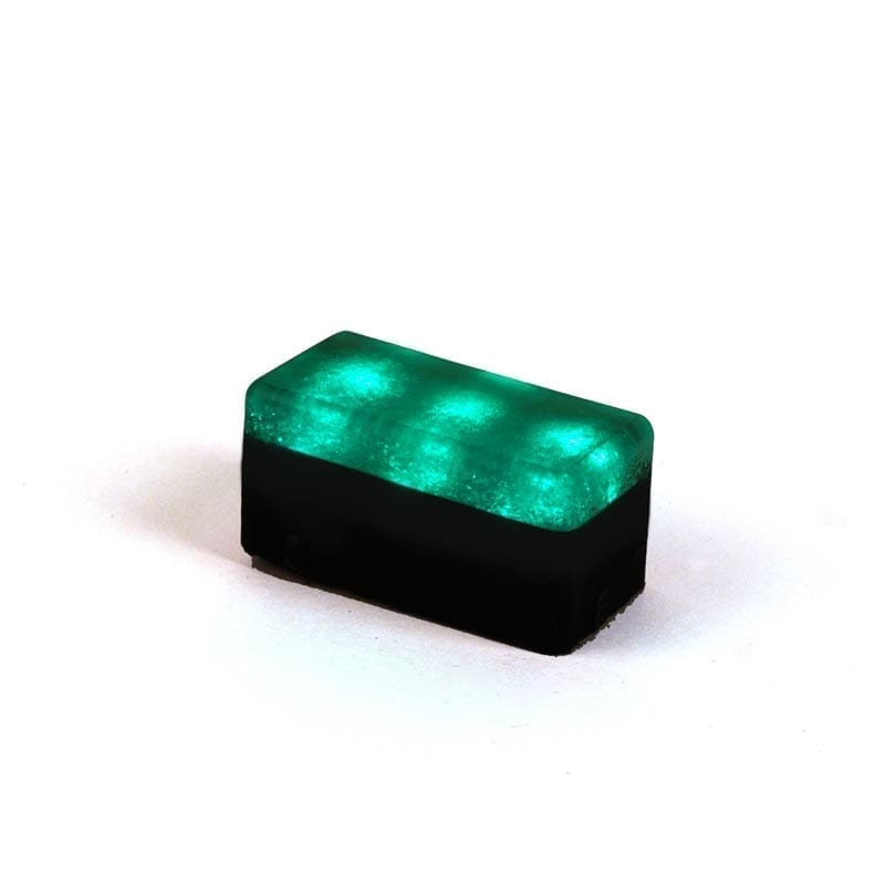 Šviečianti LED trinkelė NOSTALIT 6x12x6cm 2