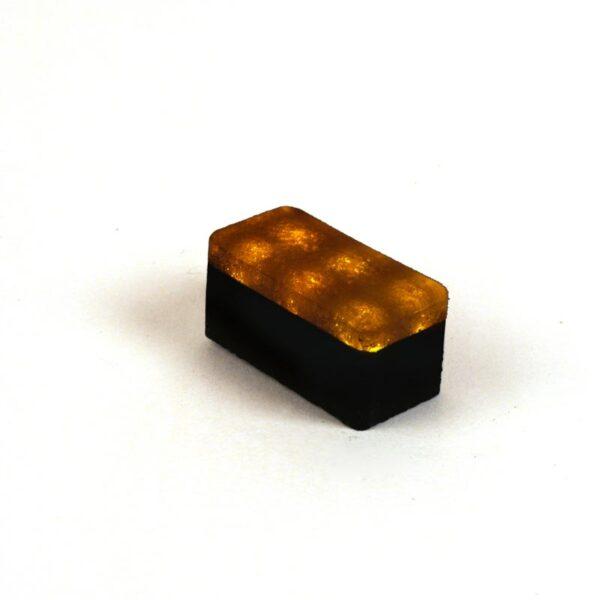 Šviečianti LED trinkelė NOSTALIT 6x12x6cm 5