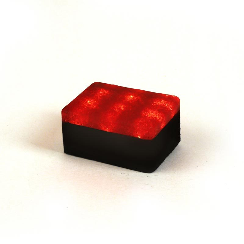 Šviečianti LED trinkelė STONE 9x12x6cm 4