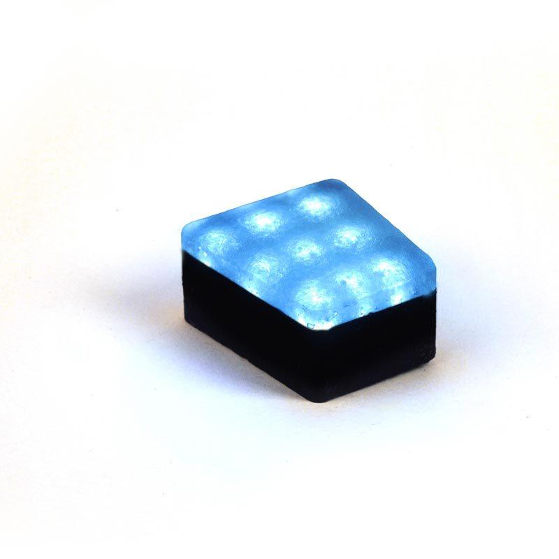 Šviečianti LED trinkelė STONE 10,5x8x11,1x6cm 2