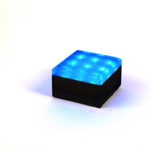 Šviečianti LED trinkelė NOSTALIT 10x10x6cm 2