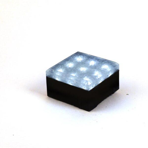 Šviečianti LED trinkelė NOSTALIT 10x10x6cm 3